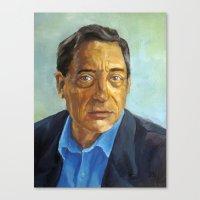 Bernard Williams Canvas Print