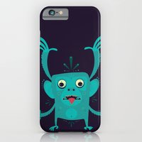 iPhone & iPod Case featuring CREATURE N0#4IVI by Catalin Anastase