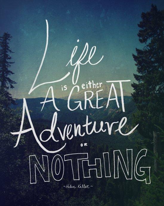 Great Adventure II Art Print