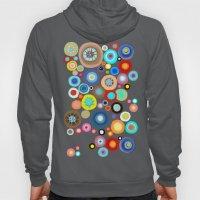 Contemporary Circles Hoody