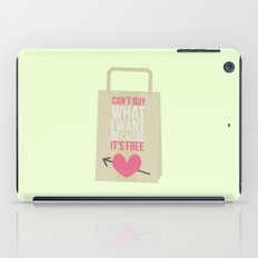 can't buy iPad Case