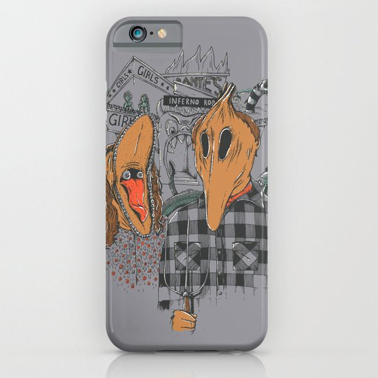 Beetle Gothic - A portrait of the recently deceased iPhone & iPod Case