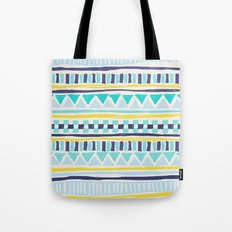 Tribal Thorn Tote Bag