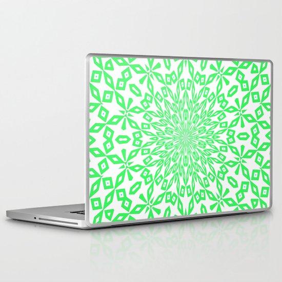 Green... Laptop & iPad Skin