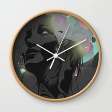 HTHR Wall Clock