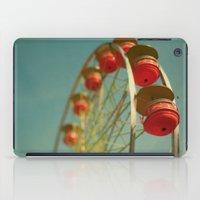 Grande Roue iPad Case
