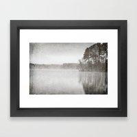 The Middle Of December Framed Art Print