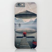 iPhone & iPod Case featuring the calm by Tanya_tk