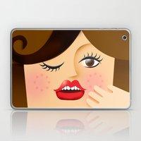 Lola Brown Laptop & iPad Skin