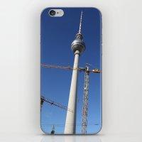 Berlin 2012 iPhone & iPod Skin