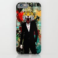 iPhone & iPod Case featuring The real Ed Hardy by Zoé Rikardo