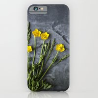 Hello Buttercup - Yellow Flower  iPhone 6 Slim Case