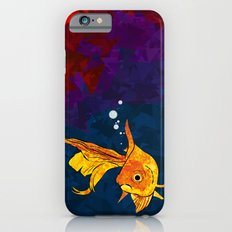 A fish! A fish! A fishy... OH!! iPhone 6 Slim Case
