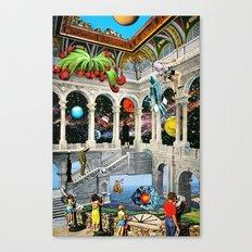 Three Minutes To Nirvana Canvas Print