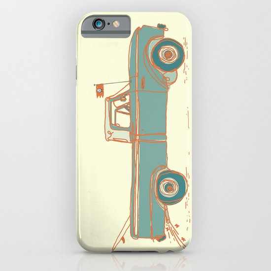 Get Lost #2 iPhone & iPod Case