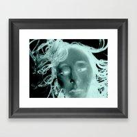 XRAYted ARTIST Framed Art Print