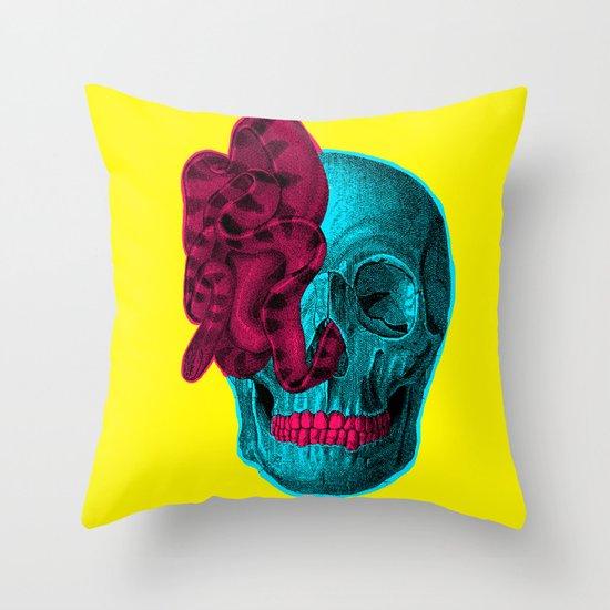 Dajjal Throw Pillow