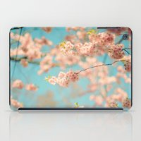 Dance Of The Cherry Blos… iPad Case