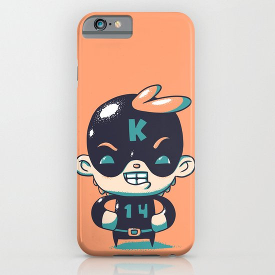 Kaptain 14 iPhone & iPod Case