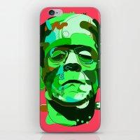 Frank. iPhone & iPod Skin
