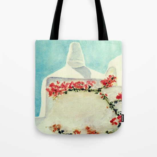 Greek Memories No.3 Tote Bag