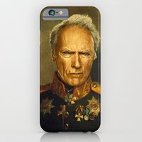 Clint Eastwood - replaceface iPhone 6 Slim Case