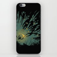 Zombie Shadows iPhone & iPod Skin