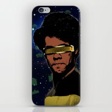 Moss Trek (no tagline) iPhone & iPod Skin