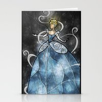 Bibbidi bobbidi Stationery Cards