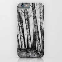iPhone & iPod Case featuring The Row  by Leanna Rosengren