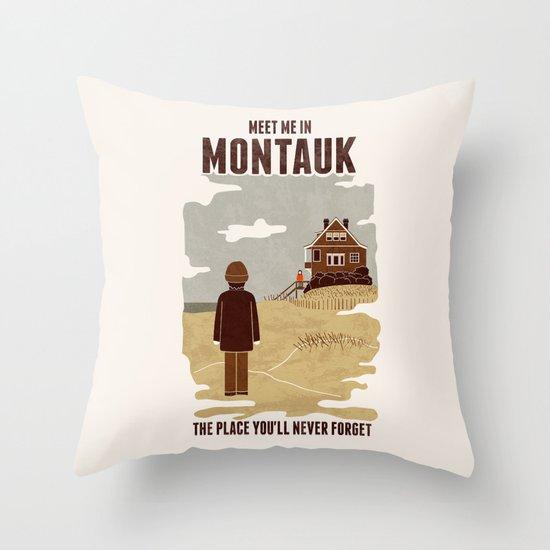 Montauk Throw Pillow