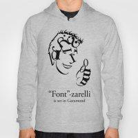 'Font'-zarelli Hoody