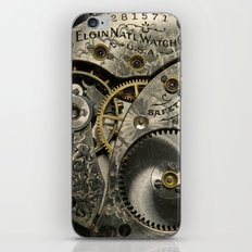Clockwork Homage iPhone & iPod Skin