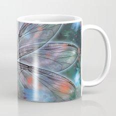 Dragonfly lady Mug