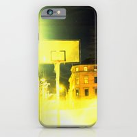 iPhone & iPod Case featuring One cold night in Bergen 02 by matthew nash