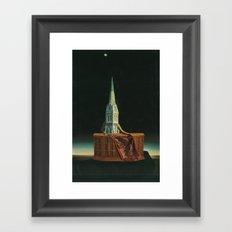 Weaver Framed Art Print