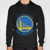NBA - Warriors Hoody