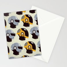 Daft Punk - RAM (Guy-Manuel) Stationery Cards