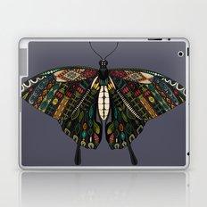 swallowtail butterfly dusk Laptop & iPad Skin