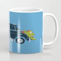 The Happy Toyz Van Mug