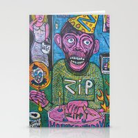 Zippy's Birthday Party Stationery Cards