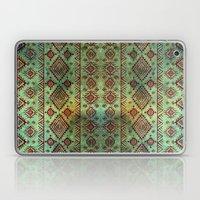 Aztec Heiroglyph Laptop & iPad Skin