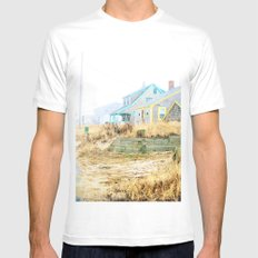 Color me pretty Mens Fitted Tee White SMALL