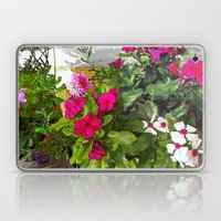 Mixed Annuals Laptop & iPad Skin