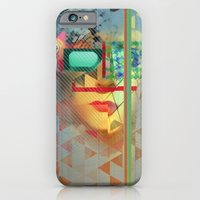iPhone & iPod Case featuring Warped Vision by Alex Tobler