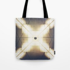 X is up Tote Bag