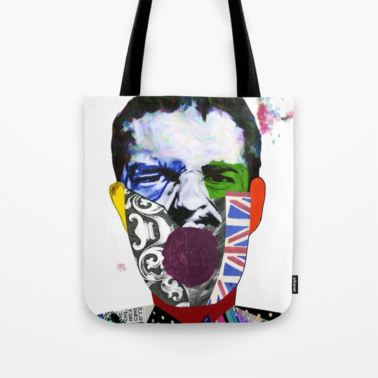 Mr Brandon Flowers, Hey Hot Stuff! Tote Bag