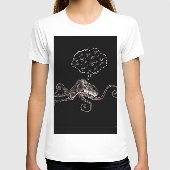Octopus Daydream T-shirt