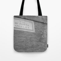 The Door is Always Open. Tote Bag