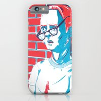 iPhone & iPod Case featuring Wrath by Genevieve Simms